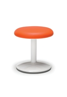 ORBIT STATIC STOOL 14″ – VINYL