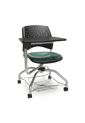 STARS FORESEE VINYL TABLET CHAIR