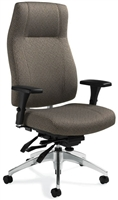 Comfortable Leather Executive Chair