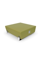 AXIS SERIES SQUARE BENCH WITH USB PORT