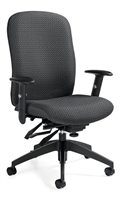 Intensive Use Ergonomic Computer Chair