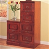 Cherry Wood File Cabinets