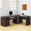 Home Office L Desk