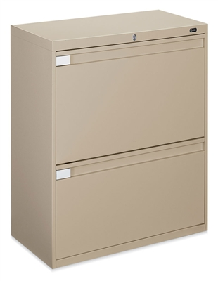 "Global 2 Drawer 36""W  Filing Cabinet"