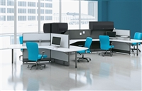 AIS Divi Cubicle Workstations