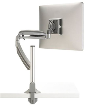 Sit to Stand Series, single monitor arm