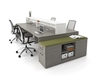 Take Off Collaborative Desking systems