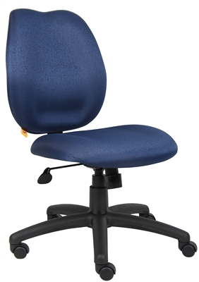 Boss Blue Task Chair