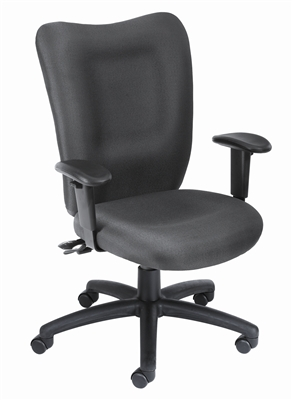 Boss Grey Computer Chair