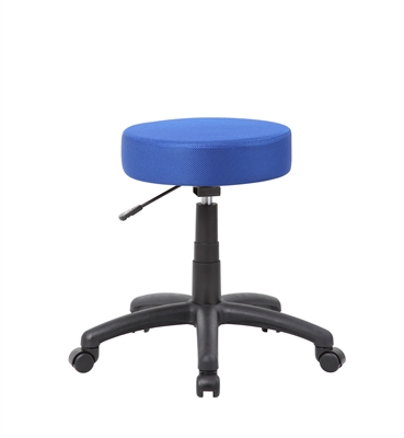 The DOT stool, Blue