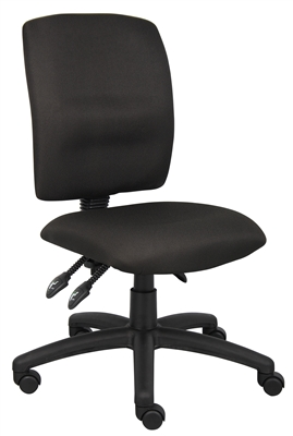 Boss Multi-Function Fabric Task Chair