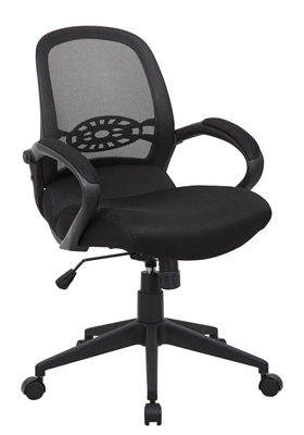 Boss Spider Mesh Chair