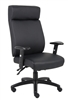 Boss High Back Caressoft Multi Function Executive Chair W/ Seat Slider