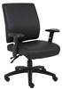 Boss Mid Back Caressoft Multi Function Executive Chair