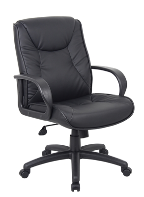 Boss Chairs@Work Mid Back