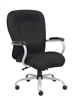 Boss Heavy Duty Microfiber Chair - 350 Lbs
