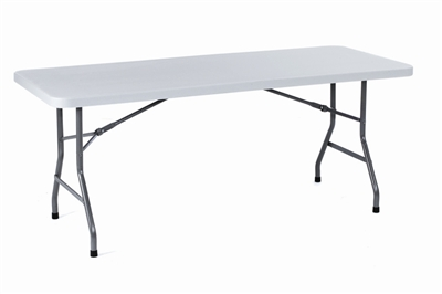 Boss Molded Folding Table 30X96