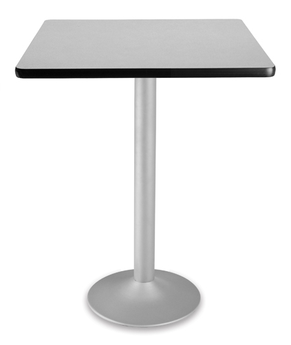 OFM CFTSQ Square Cafe Height Dining Or Meeting Table - Standing cafe table