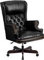 Classic Leather Executive Chair