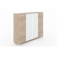 Deluxe Wall Unit by Corp Design