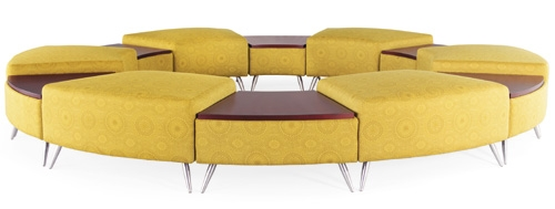 Eko Contract Quality Soft Seating Lounge Chairs For