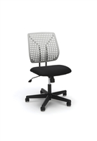 PLASTIC BACK TASK CHAIR