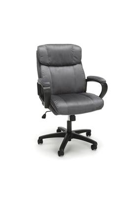 MICROFIBER OFFICE CHAIR