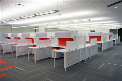 Cubicle Tile System