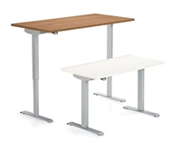 Sit-to-Stand Height Adjustable Tables FOLI