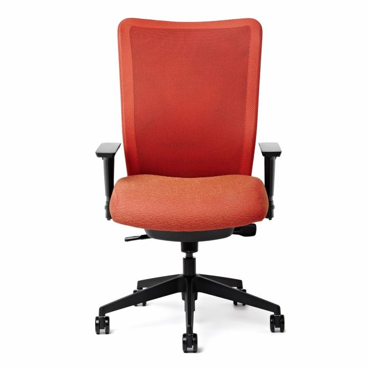 Allseating Inertia Knit Back Office Chair