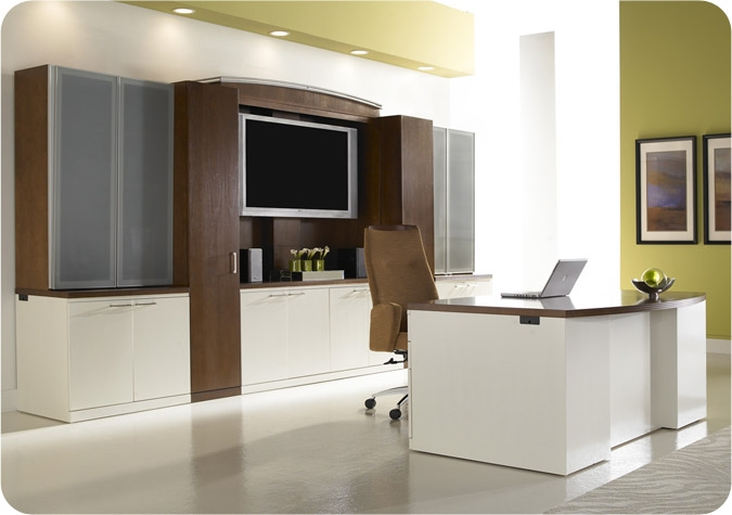 Jsi Executive Wood Desks Include Apogee Broadway Brogan