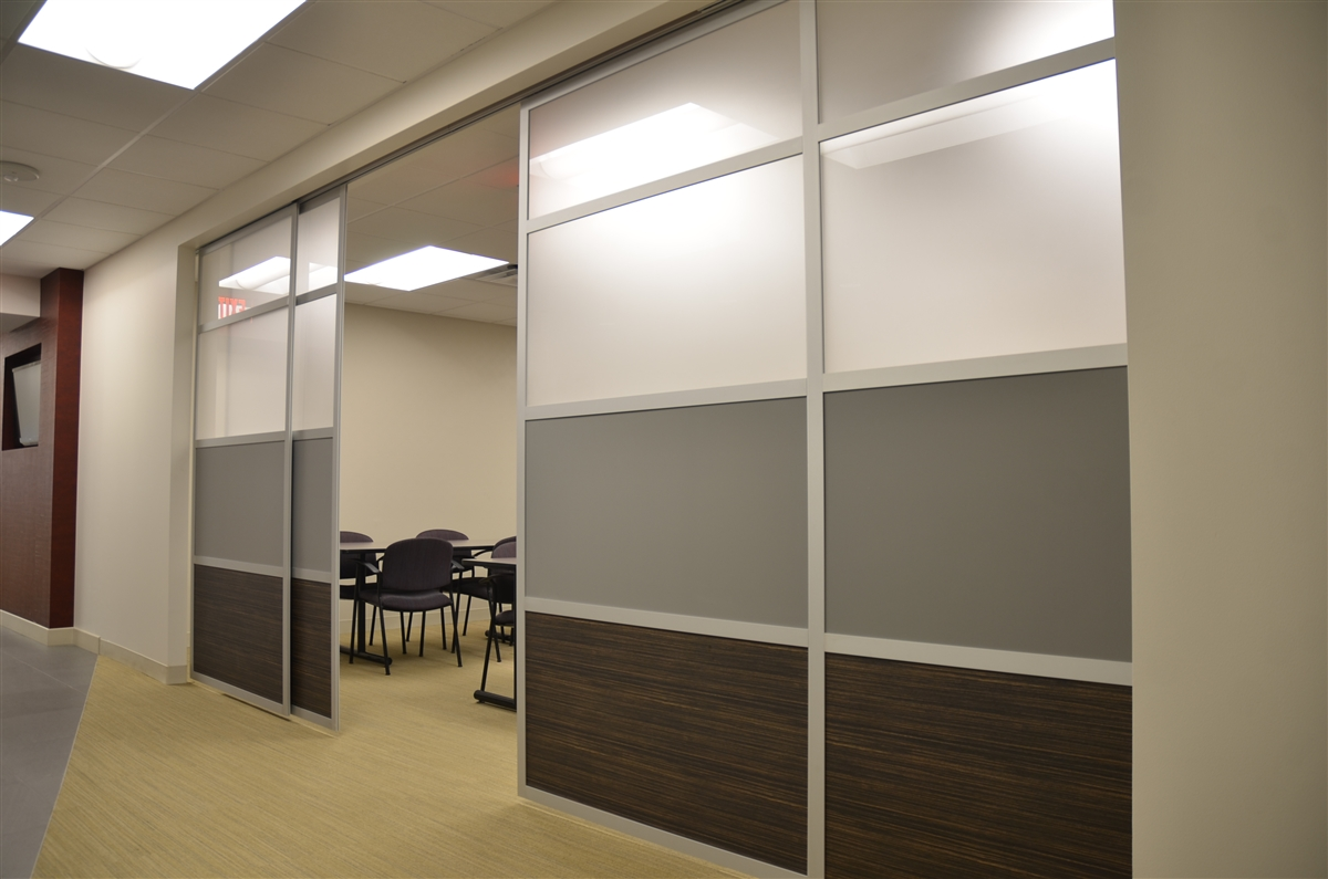 LoftWall Modern Room Dividers and Freestanding Partition walls