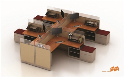 Maxon Cubicle Workstations