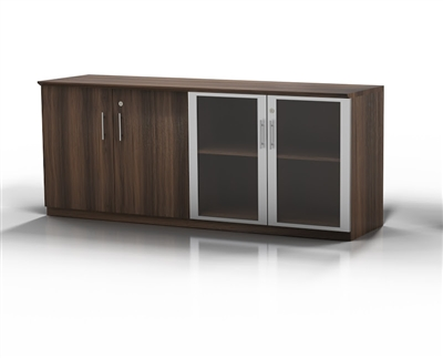 Low Wall Storage Cabinets