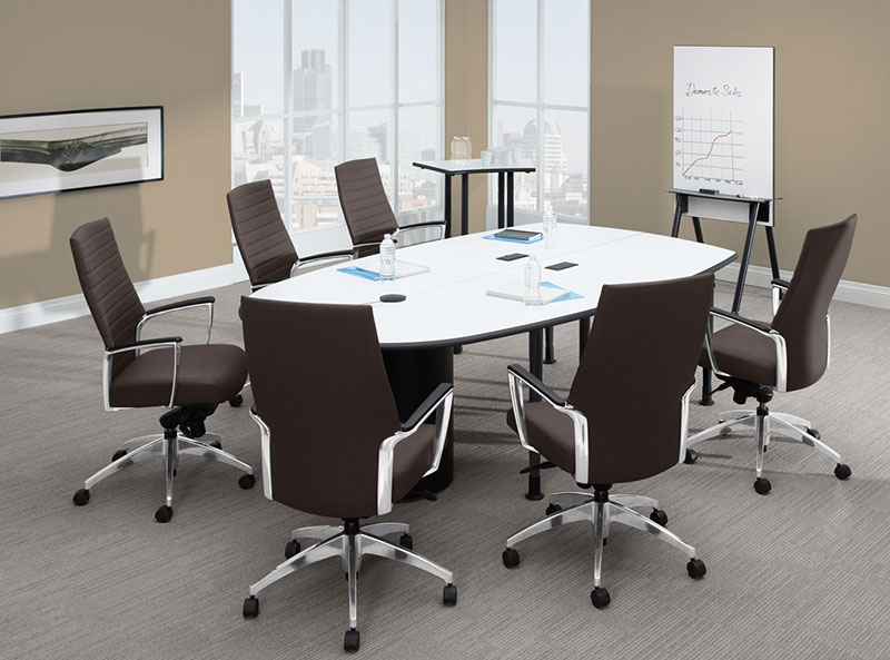 Global Nutcracker Modular Conference Room Tables - Modular meeting table