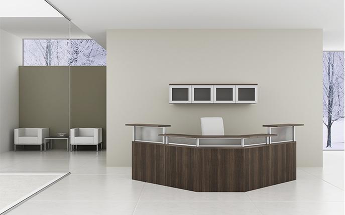 Modern Reception Desk Furniture