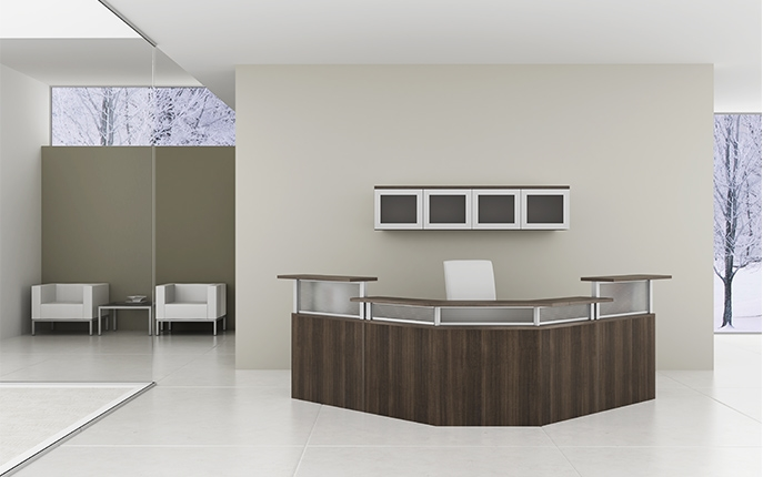 Reception Desks And Lobby Furniture By Ofgo