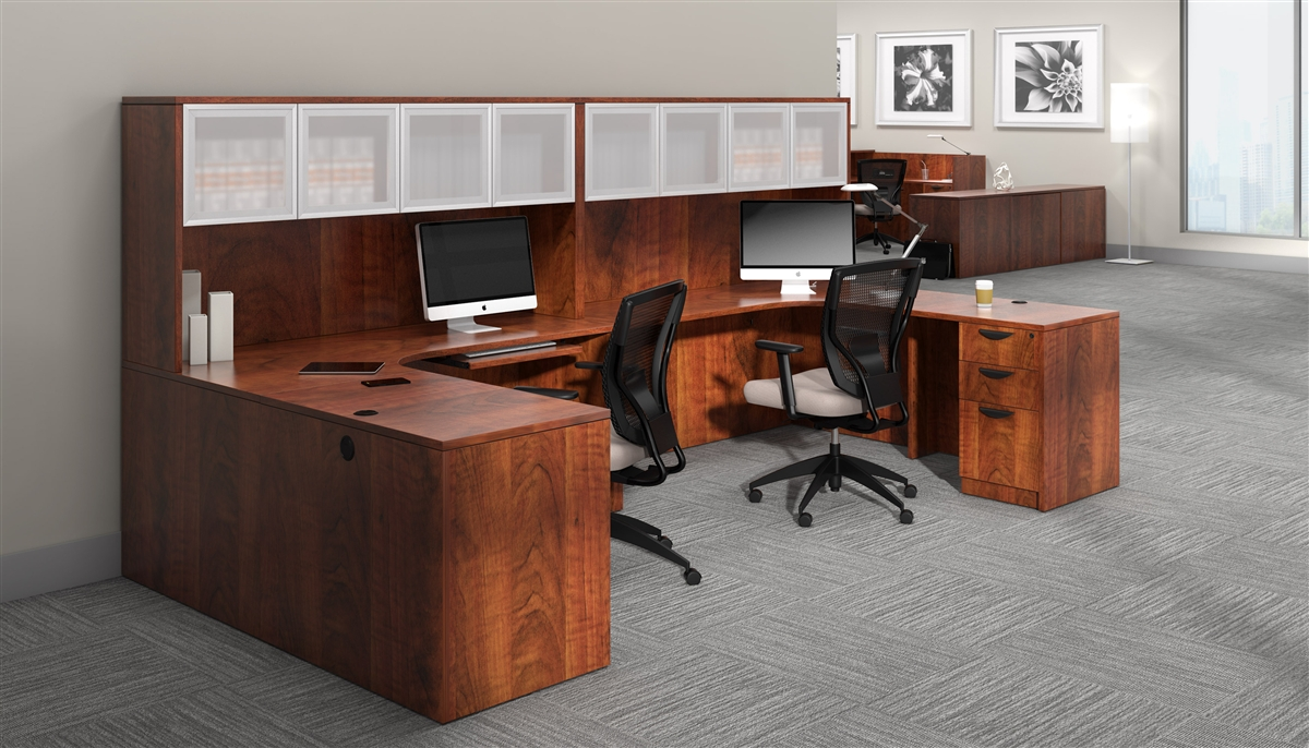 offices to go otg desk made in american dark cherry adc at boca
