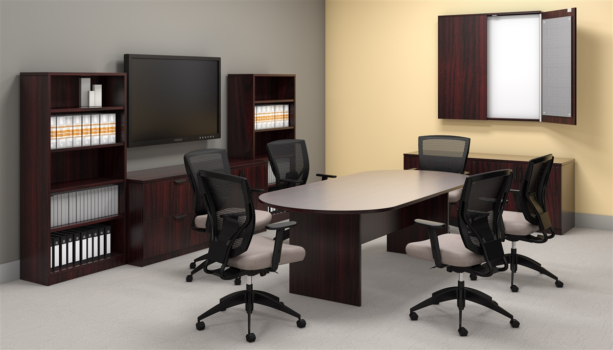 offices to go otg desk made in american mahogany aml at boca