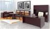 Mahogany Executive Office Furniture
