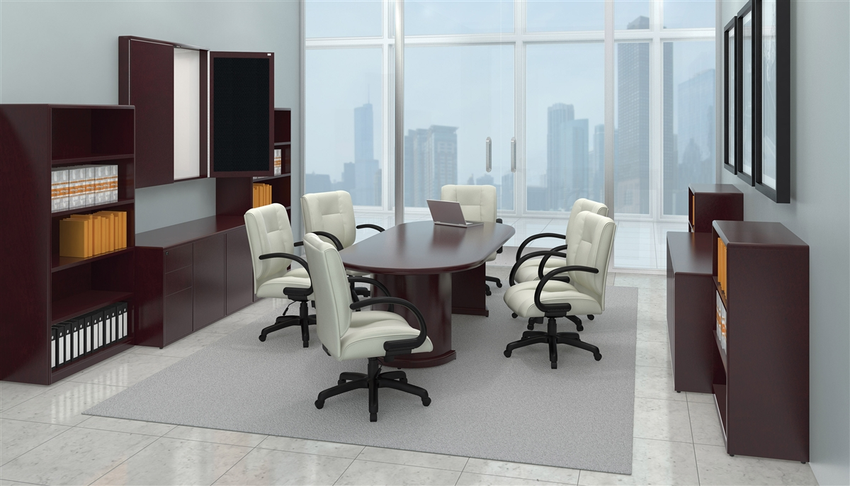 Mahogany Wood Executive Office Furniture Desks