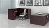 Wood Veneer Executive Office Furniture