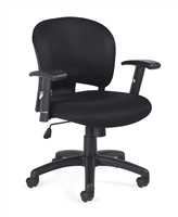 Mesh Fabric Managers Chair