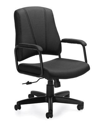 High Back Tilter Chair with Arms