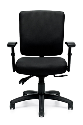 Multi-Function Chair with Arms