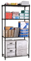 Adjustable Office Shelving