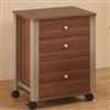 Wood Vertical Filing Cabinets