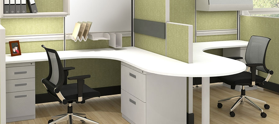 Tile Panel Systems Furniture Cubicles From Boca Raton