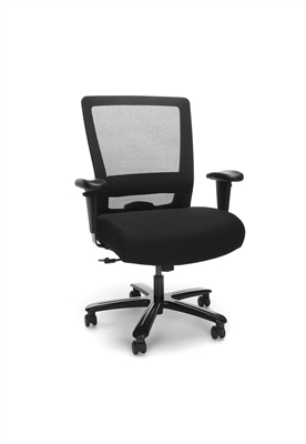 BIG AND TALL ERGONOMIC MESH CHAIR