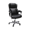 ESSENTIALS SERIES ERGONOMIC EXECUTIVE BONDED LEATHER OFFICE CHAIR